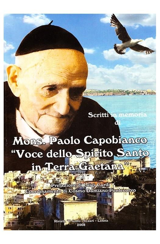 Scritti in memoria di Mons. Paolo Capobianco